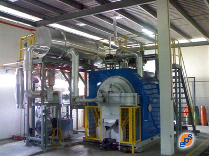 Carbonizer Waste Management