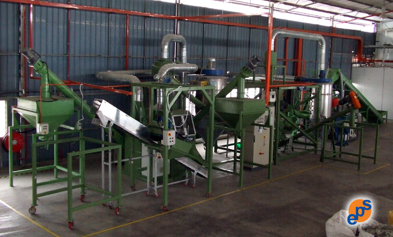 integrated-mechanical-crushing-line